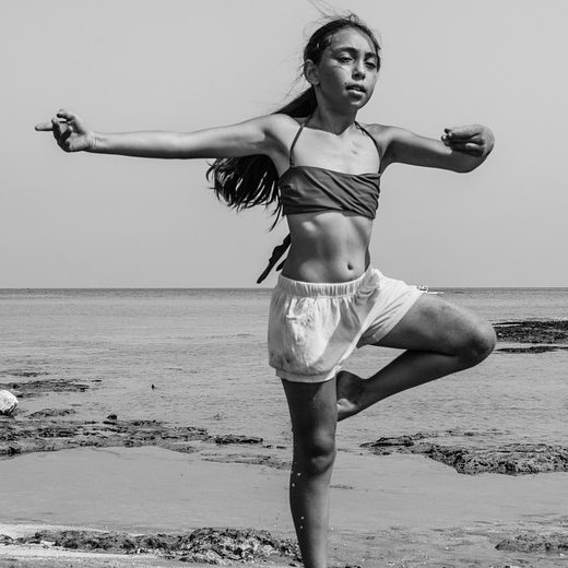 The Namaste Works Arts Alliance - Young Dancer